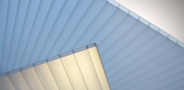 PLEXIGLAS HEATSTOP® Cool Blue